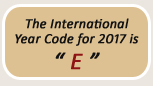 Year Letter Code